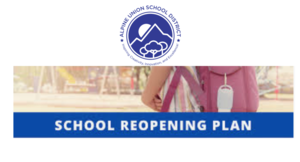 July 9 - Approved Reopening Plan