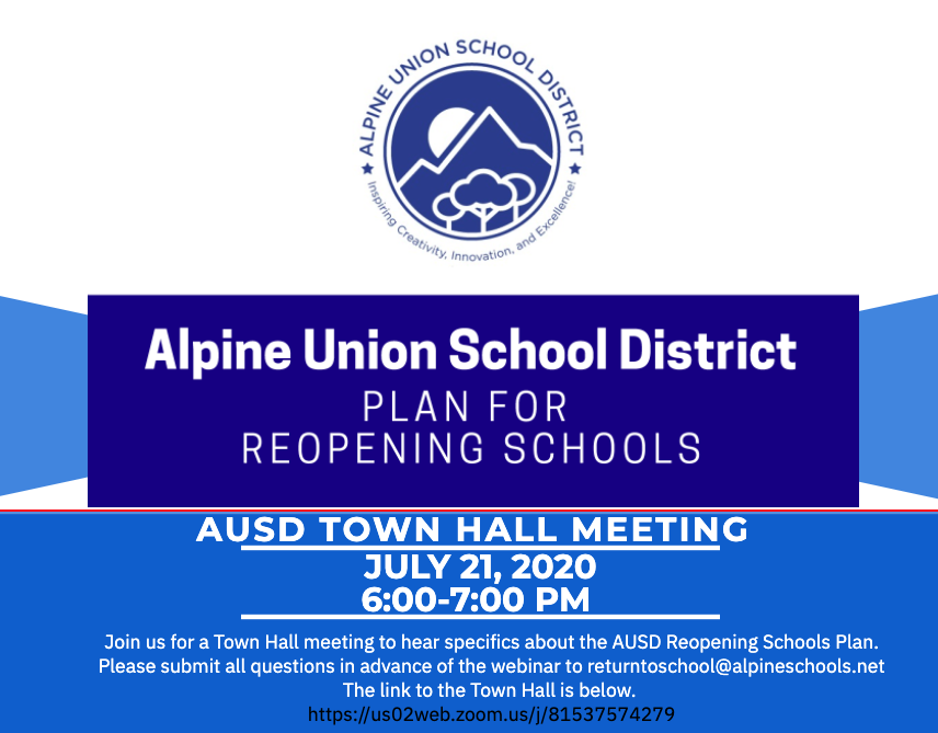 AUSD Town Hall Meeting